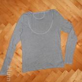 Классная трикотажная базовая  блуза