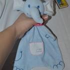 Впитывающий платочек полотененичко с слоником