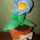 Мягкая игрушка Цветочек