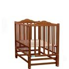 Детская кроватка Baby Sleep Gloria BKP-S-B Naturholz (натур.