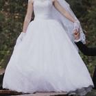 ШикарнА весільна сукня!!!