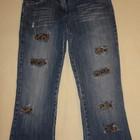 продам джинсы на не высокую девушку размер указан 12R (идет как на S)