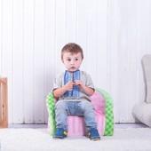 Кресло стульчик мягкое детское