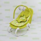 Детский шезлонг Baby Tilly BT-BB-0004 GREEN