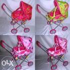 купить недорого коляску-трансформер для кукол Melogo 9391
