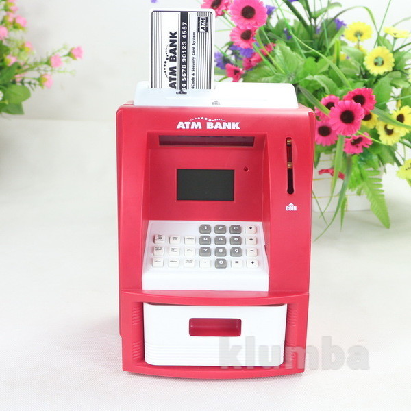 Электронная игрушка копилка - банкомат в наличии фото №1