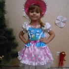 Шикарный котюм куколки, кукла - барышня прокат Киев