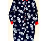 Онасис (слип, человечек, сдельная пижама, пижама-комбинезон) хлопковая детская