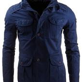 Парка мужская на весну ,весенняя мужская куртка-парка