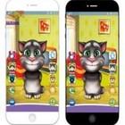 Айфон - детский сенсорный интерактивный 3D-телефон 10 функций JD-201B