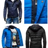 Мужская зимняя стеганная куртка! Новинка!