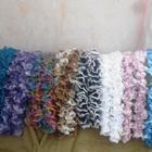 Элегантные ажурные шарфы