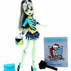 Новая в наличии! Кукла Monster high Фрэнки штейн фотосессия Mattel!