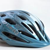Giro Verona женский детский велосипедный шлем велошлем каска голубой