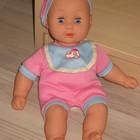 Озвученный пупс кукла asda 29 см