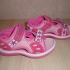 Босоножки, сандали  Clarks р21-22