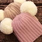 Вязаные шапочки для ваших деток!