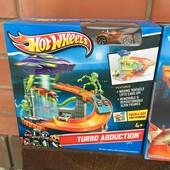 Hot Wheels  Атака Пришельцев Вторжение