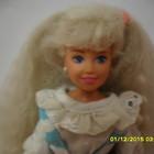 кукла Скиппер винтажная, младшая сестрёнка Барби Barbie Mattel.
