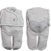 Спальный мешок Kiddy Bliss Grey