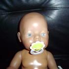 Кукла-пупс винтаж Беби Борн Baby Born Max Zapf Creation Зап.Германия оригинал клеймо