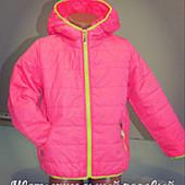 красивая курточка мальчикам и девочкам 98 116
