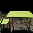 Детский столик 50х70 и 1 стульчик качественно и недорого, от производителя