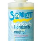 Sonett Органическое Нейтральное жидкое мыло 300 мл.,со склада.Германия