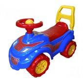 Машинка для катания Спайдер Технок - 3077, Принцесса Технок - 0793