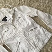 Курточка белая М