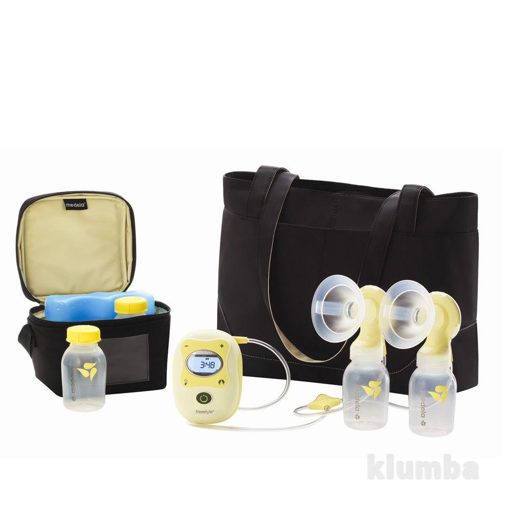 Двухфазный электрический молокоотсос medela swing maxi(040.0013), со склада фото №4