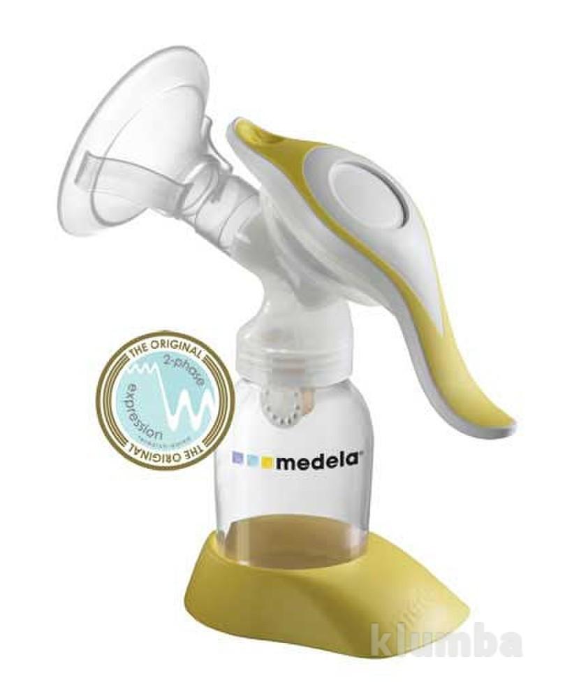 Двухфазный электрический молокоотсос medela swing maxi(040.0013), со склада фото №7