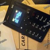 Мини мобильный телефон ультра тонкий AEKU M5