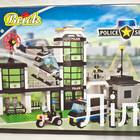 Конструктор Brick 110 Полицейский участок,430 дет.,новый,в наличии