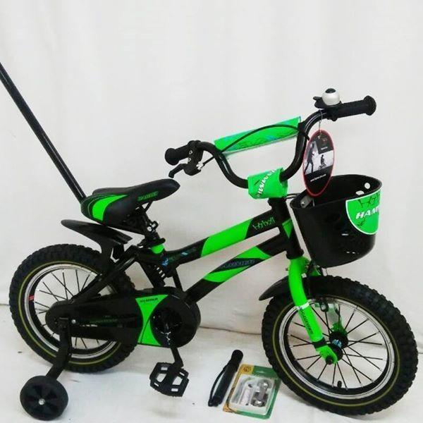Двухколесный велосипед hammer s-500 хамер на 12, 14,16, 18, 20 д фото №1