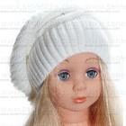 Берет, шапка детская, подростковая, женская. Хороший состав - 50% шерсть. В наличии.