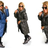 Зимняя женская спортивная куртка