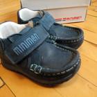 Кожаные туфли Minimen 22р 14.3cm