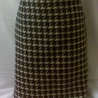 Очень теплая  юбка  CHANEL   48-50 размер