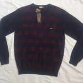 Кофта свитер мужская Zilli, Италия,оригинал