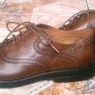 Новые оригинальные туфли Clarks 44 размера