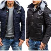 Мужская зимняя куртка Extreme два цвета