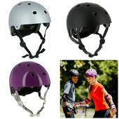 Защитный шлем. Розміри S (50-54см); M (55-58см)
