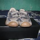 детские кожанные кросовки GEOX