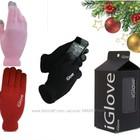 Перчатки iGlove для сенсорных телефонов в наличии