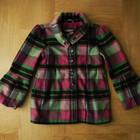 Отличнейшее пальто на 7 лет. Длина - 53 см, ширина - 35 см, плечи - 33 см, рукав от плеча - 44 см. О
