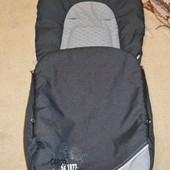 Спальный мешок, конверт, чехол на ножки в коляску Silver Cross