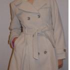 Пальто кашемировое на подкладке для юных красавиц.
