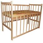 Кроватка детская КФ - Опускание