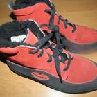 замшевые  ботиночки  ф.CANDAHAR   размер  39